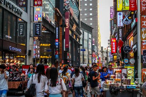 voyage_Corée_Séoul_shopping